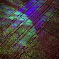 浜松駅バスターミナル照明演出