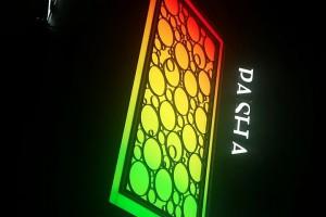PASHA フルカラー行灯サイン