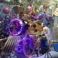 JR髙島屋 Christmas Display