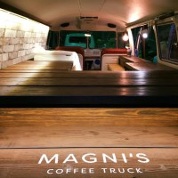 MAGNI'S COFFEE TRUCK