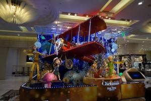 JR髙島屋 Christmas Display