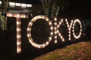ザ・プリンスパークタワー TOKYOサイン